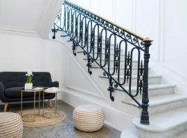 Suites & Hôtel Helzear Etoile, hotel em Paris