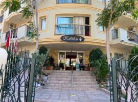 Club Karakas, отель в Мармарисе