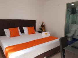 Hotel Rai, hotel en Medellín