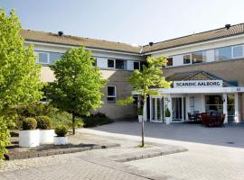 Scandic Aalborg Øst, hotel in Aalborg