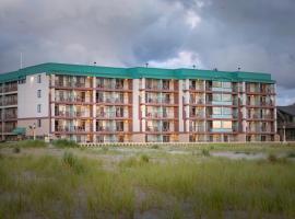 Best Western Plus Ocean View Resort, hôtel à Seaside