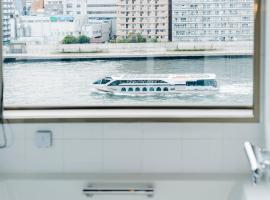 LYURO 東京清澄 by THE SHARE HOTELS, hotel in Tokyo