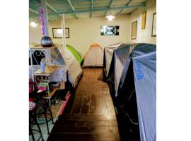Camping Conforto Ypê Branco, hotel near Jabaquara beach, Paraty