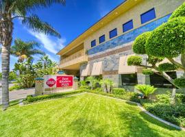 Best Western Plus Anaheim Inn, hotel u blizini znamenitosti 'Disneyland' u Anaheimu