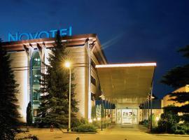 Novotel Gdansk Centrum, hotel near National Maritime Museum, Gdańsk