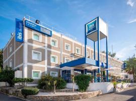 ibis budget Antibes Sophia Antipolis, hotel near Villa Domergue, Vallauris