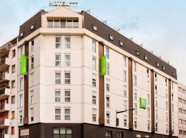 ibis Styles Paris Mairie de Montreuil, hotel near Bobigny-Pablo Picasso Metro Station, Montreuil