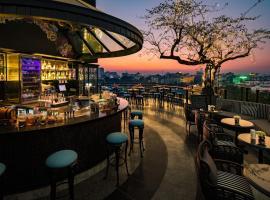 La Sinfonía del Rey Hotel & Spa, hotel em Hanói