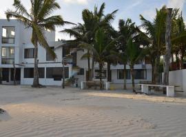 Casa Sol Isabela, serviced apartment in Puerto Villamil