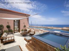 Ambassadors Residence Boutique Hotel, hotel in Chania Town