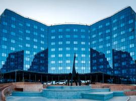 River Palace Hotel, hotel in Atyrau