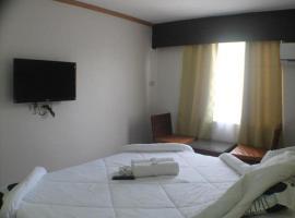 OYO 621 De Loro Inn, отель в Пуэрто-Принсеса