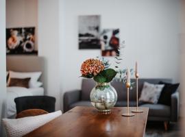 THE LOFT LODGE - Suiten, Ferienwohnung mit Hotelservice in Braunschweig