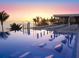 Hotel Riu Gran Canaria - All Inclusive, hotelli Maspalomasissa