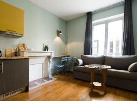 Suites & Hôtel Helzear Montparnasse, hotel near Pernety Metro Station, Paris