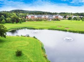 Carden Park Hotel, Golf Resort and Spa, hotel near Holt Castle, Tilston