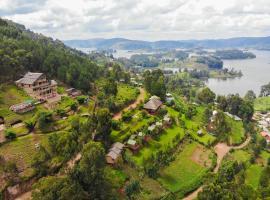 Hawk's Eye Lodge Bunyonyi, lodge in Kabale