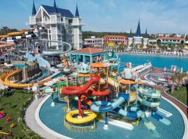 Granada Luxury Belek - Kids Concept, отель в Белеке