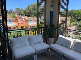 Exclusive Resort Apartments, hotel with pools in Saint-Tropez