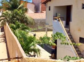 Residência Familiar, apartment in Canoa Quebrada