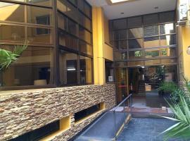 Hotel El Circulo, hotel en Mendoza