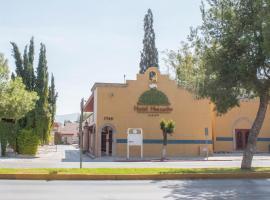 Hotel Huizache, hotel in Saltillo