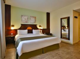 Transamerica Prime Batel Curitiba, hotel near Barigüi Park, Curitiba