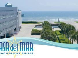 Galveston Beach Getaway!, serviced apartment in Galveston