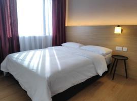 EZ Suites, hotel in Bandar Seri Begawan