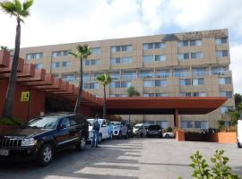 Hotel Palacio Azteca, hotel in Tijuana