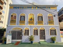 hotel le Massilia, hotel in Belém