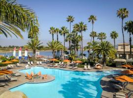 San Diego Mission Bay Resort, hotel near Clairemont Village Shopping Center, San Diego