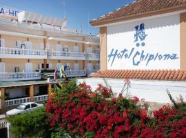 Hotel Chipiona, hotel in Chipiona
