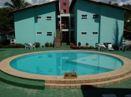 Taperapuã Praia Village, serviced apartment in Porto Seguro