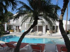 Bubali Residence, hotel em Palm-Eagle Beach