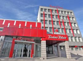 Teodora Palace Hotel, hotel in Ruse