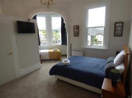 Sahara Guest House, B&B in Dunedin