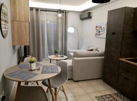 Dizz House, apartment in Spáta