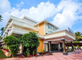 Raj Residency, hotel in Kollam