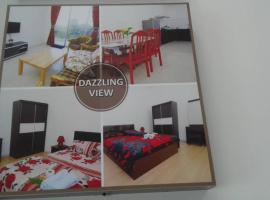 CRYSTAL CREEK, apartment in Taiping
