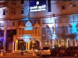 فندق النباريس الماسي، فندق في جدة