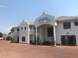 Ecotel OR Tambo Airport, bed and breakfast a Kempton Park