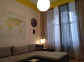 Siegener Strasse apartment, apartment in Plauen