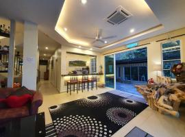 Fathers Guesthouse Bungalow, guest house in Cameron Highlands