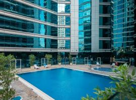 Ghaya Grand Hotel & Apartments, hotel near Dubai Sports City, Dubai
