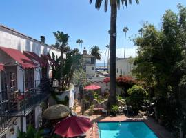 Villa Rosa Inn, boutique hotel in Santa Barbara