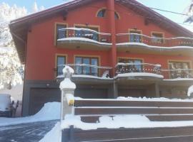 Apartman Fani, self catering accommodation in Fužine