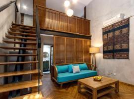 Ruang Tekuni, apartment in Legian