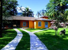 Recanto Parque Verde, accessible hotel in Paraty