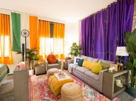 Indian Cultural Experience: Hyatt House in Jersey City, NJ, hotel in Jersey City